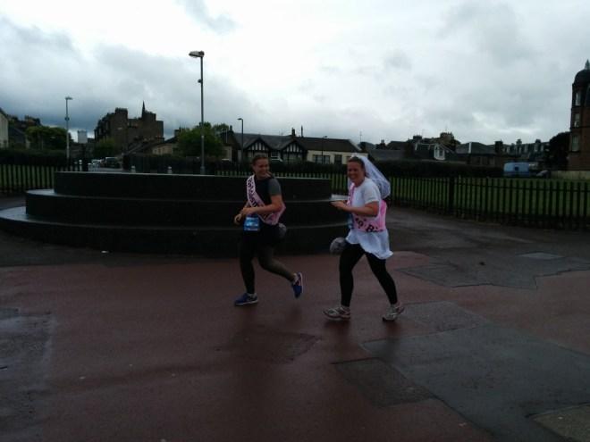 Half marathon for a hen do!