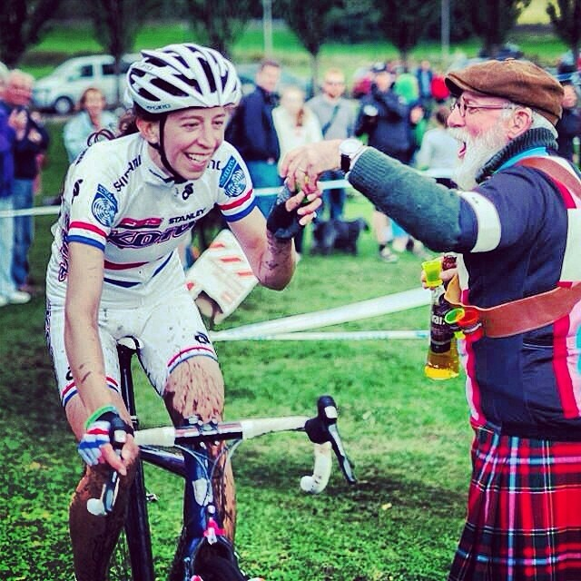 Scotch, CycloCross, Helen Wyman