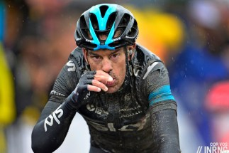 Richie Porte - What a day to take over the team lead