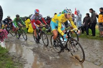 Dragging them through the mud