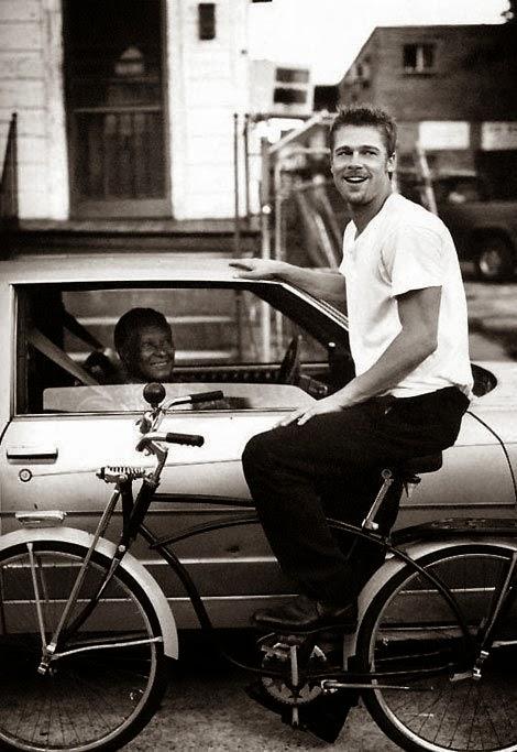 Everyone Rides - Brad Pitt