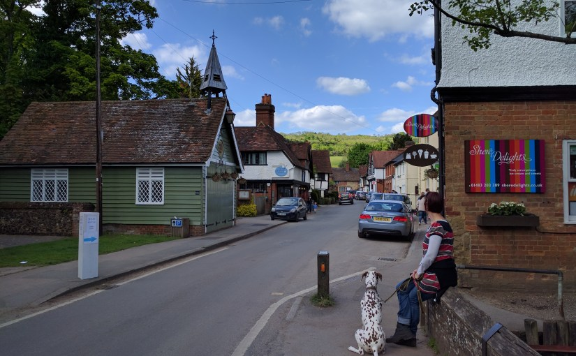 Shere in the shire