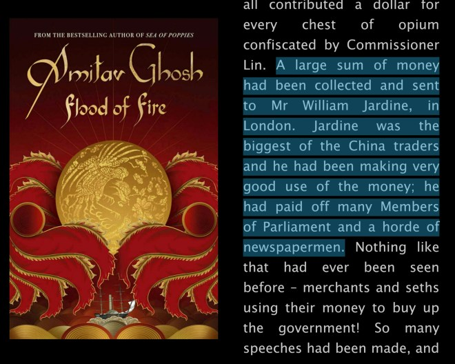 Flood of Fire - William Jardine