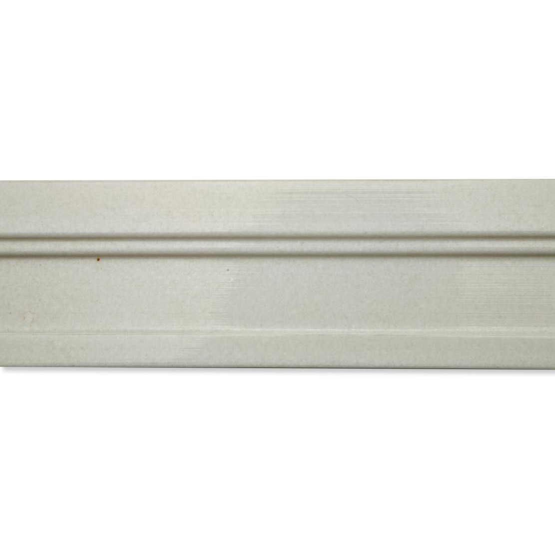 Shop 2 x 12 Novel Chair Rail Polished Marble Tile Liner in