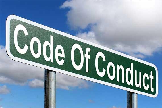 U3A code of conduct
