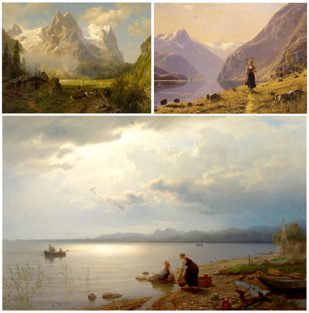 Norwegian Pintings