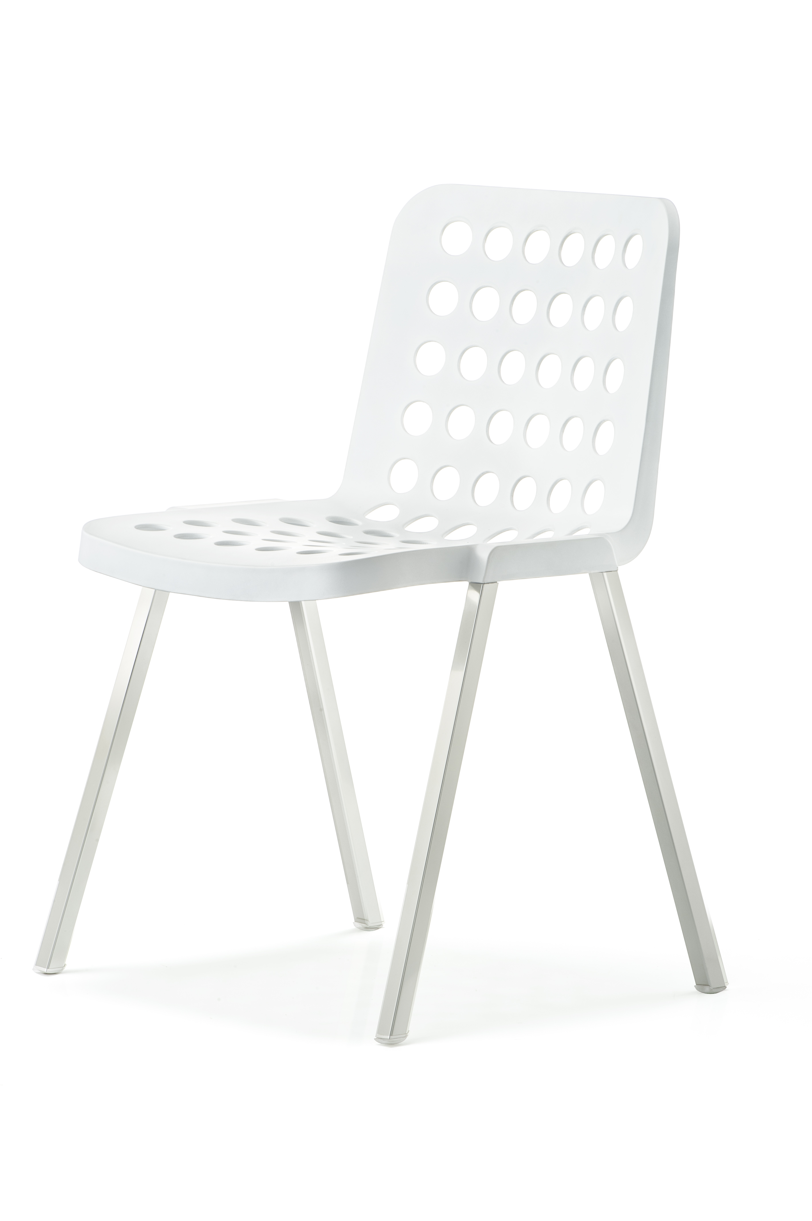 Koi Booki Modern Stack Chair
