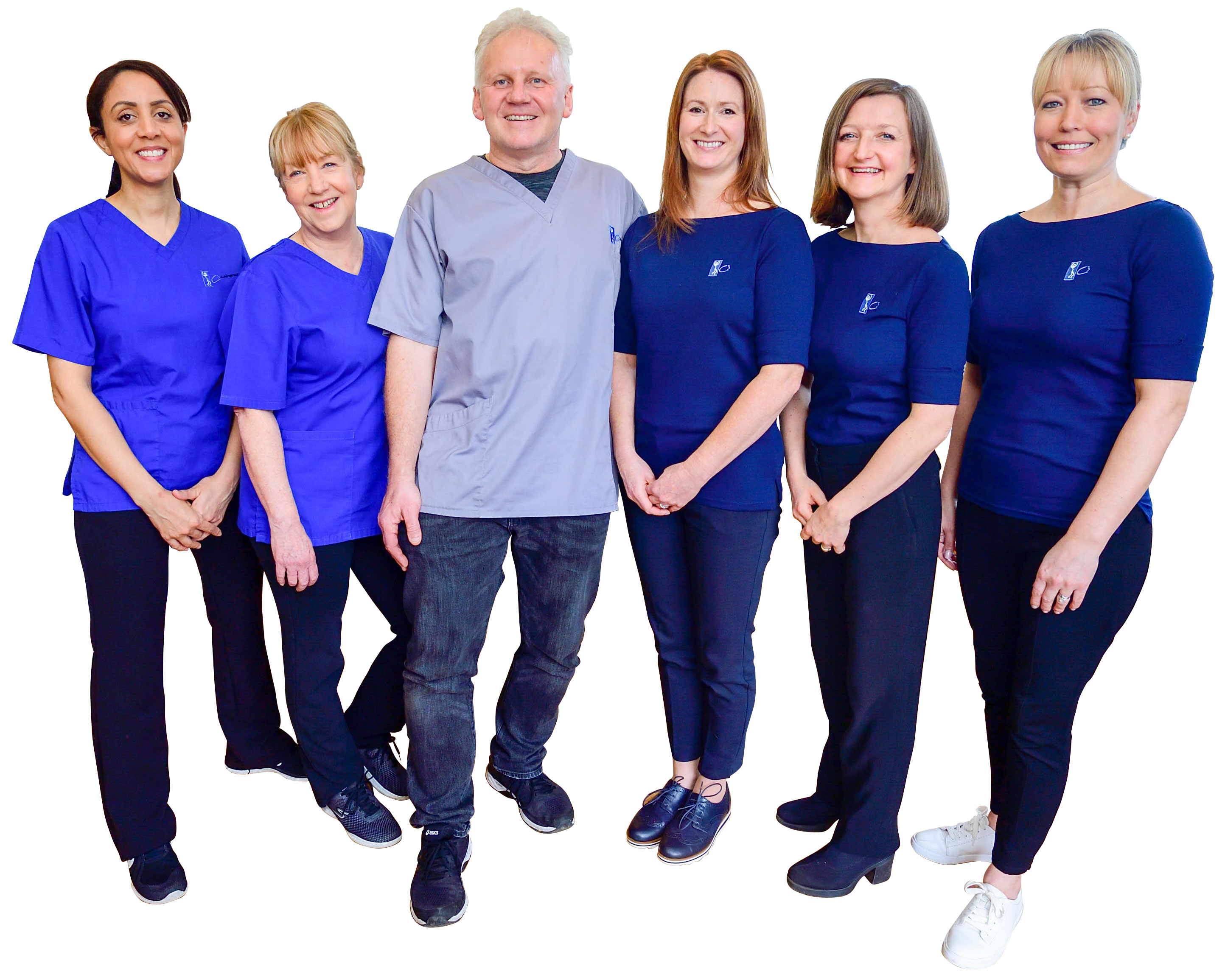 The C3 Chiropractic Team of chiropractors and podiatrists