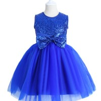 2015 New Marrylove Tulle Girls Princess Skirt Dress