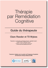 CRT, Cognitive Remediation Therapy, guide du Therapeute