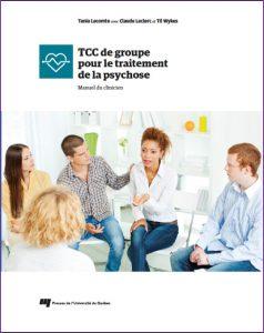 TCC de groupe pour la psychose -Tania Lecomte