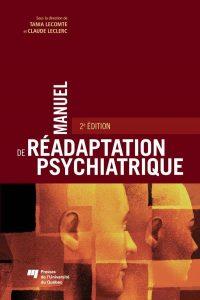 Manuel de réadaptation psychiatrique, Tania Lecomte