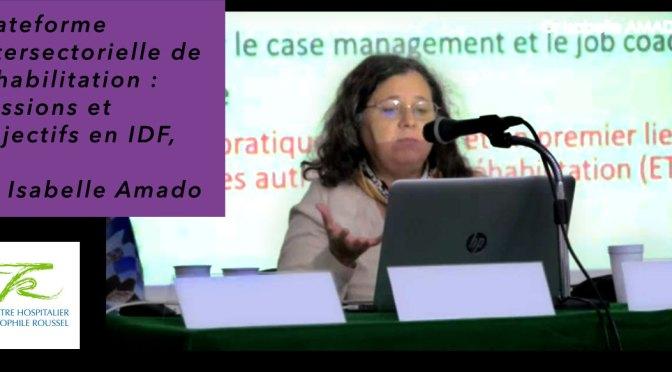 Une plateforme intersectorielle de réhabilitation – vidéo