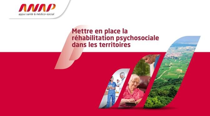 déploiement de la réhabilitation psychosociale dans les territoires – ANAP