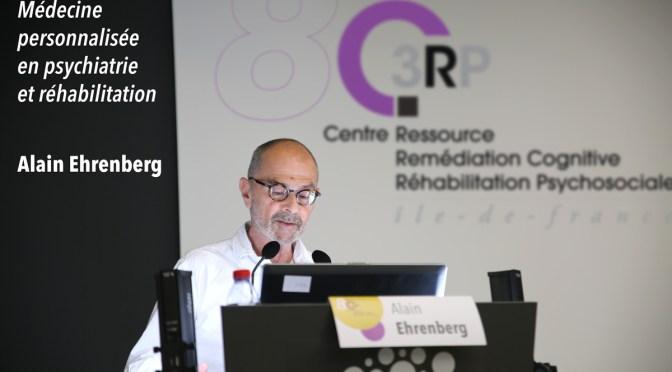 Médecine personnalisée en psychiatrie et réhabilitation