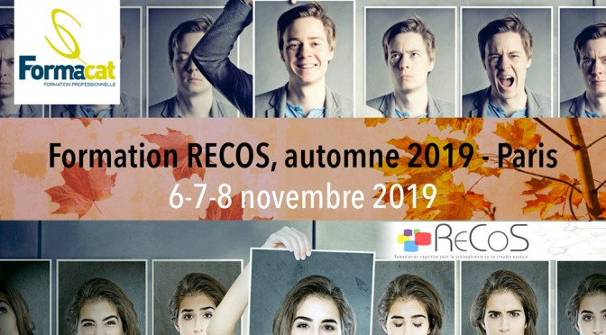 Formation RECOS automne 2019