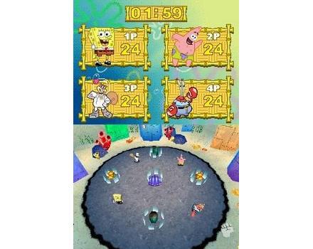 SpongeBob Atlantis Squarepantis Preowned EB Games Australia
