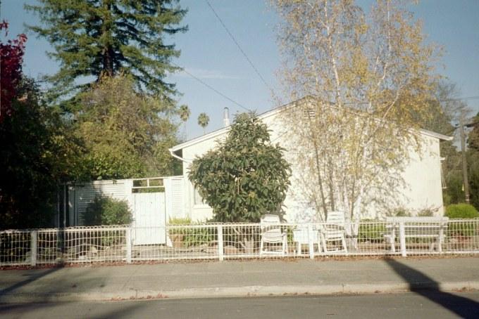 The Side/Backyard
