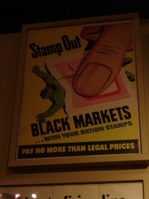 Propaganda Poster, National D-Day Museum, New Orleans LA