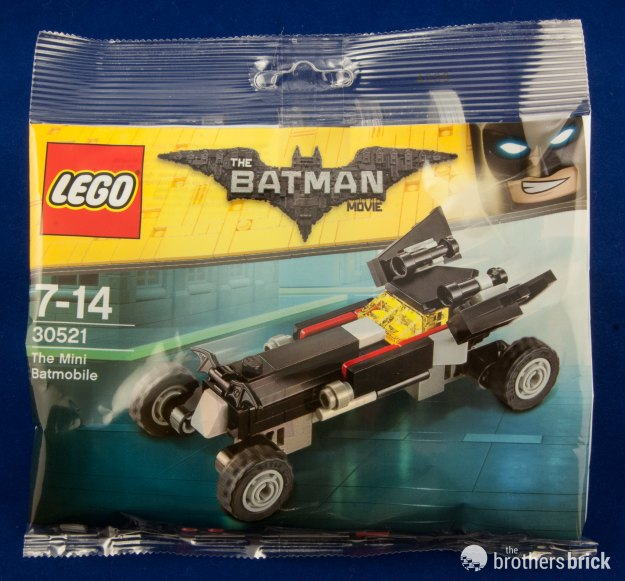 30521 The Mini Batmobile
