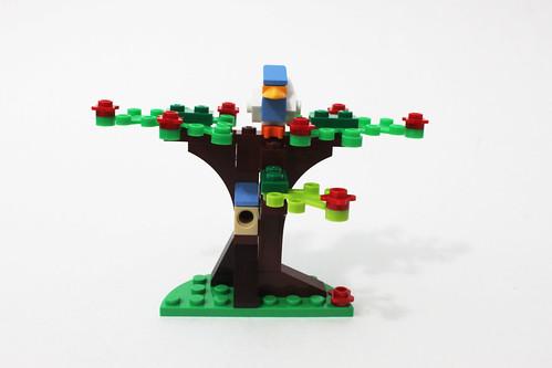 LEGO Seasonal Romantic Valentine Picnic 40236 Review