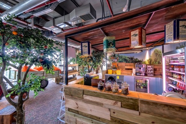 Google Offices in  Tel Aviv, Israel 4
