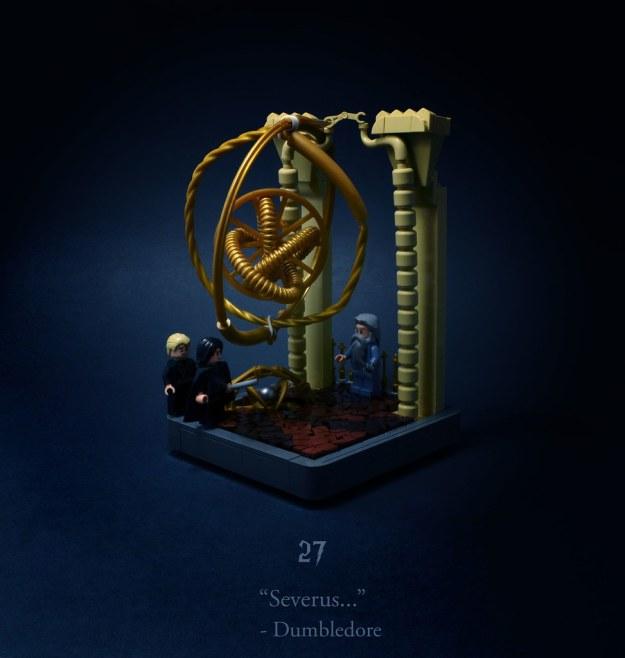 27 - The Lightning-Struck Tower