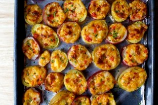 pimento cheese potato bites