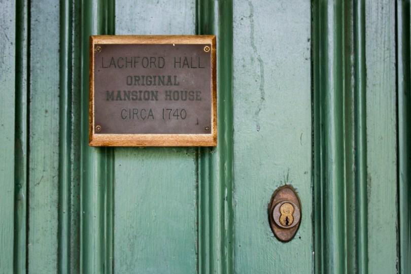 tyler-arboretum-lachford-hall-plaque