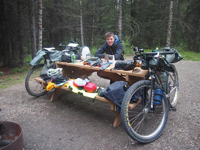 Lower Lake campground, Boulton Creek