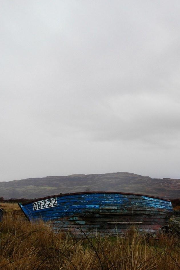 Ulva Boathouse