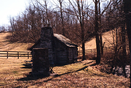 Last KY cabin for Daniel Boone  Flickr  Photo Sharing