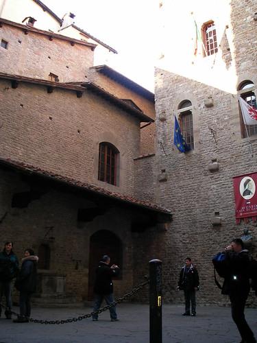 Museo Casa di Dante. ViajerosAlBlog.com.
