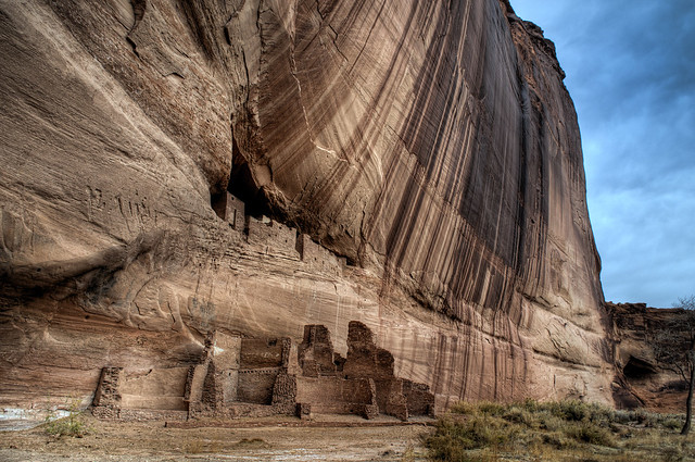 white house canyon de chelly monument