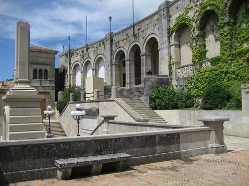 Patrimonio de la Humanidad en Europa y América del Norte. San Marino. Centro histórico de San Marino.