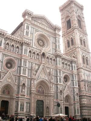 Patrimonio de la Humanidad en Europa y América del Norte. Italia. Centro histórico de Florencia.
