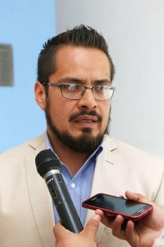 Ismael Cruz Díaz maestro en psicología del deporte por la Universidad de Educación a Distancia y el Comité Olímpico Mexicano.