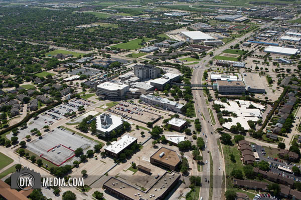 DFW Aerial Photographer
