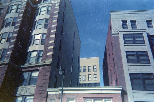 Found Film:  Portland Maine Urban