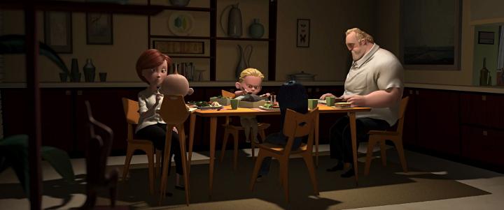 Pixar-perjantai: Ihmeperhe - Disnerd dreams