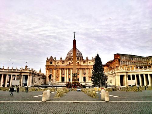 Patrimonio de la Humanidad en Europa y América del Norte. Ciudad del Vaticano. Ciudad del Vaticano.