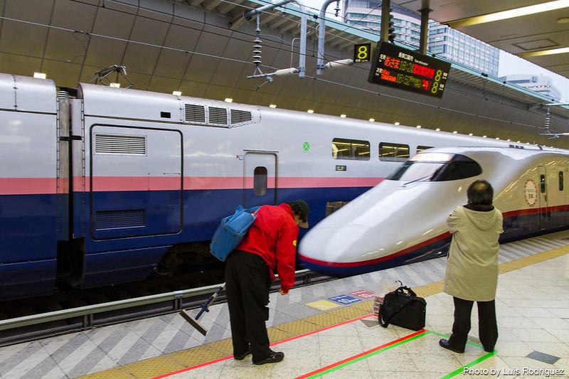 Shinkansen Series E2-50