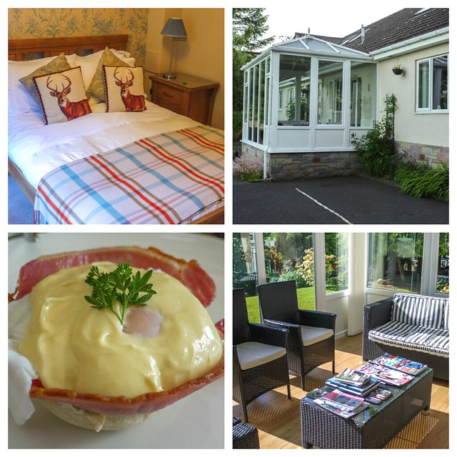 Accommodation collage
