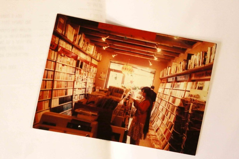 Photo Essay - KD Singh's Black Beard, The Book Shop, Khan Market & Jorbagh