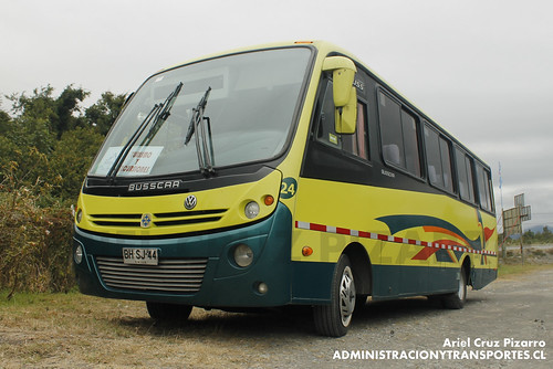 Ruta Sur Austral - Busscar Micruss / Volkswagen (BHSJ44)
