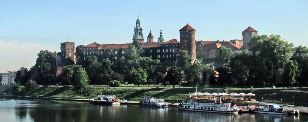 Polonia Castillo Real de Wawel Cracovia 01