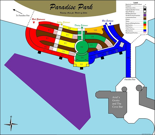Paradise Park Map and Surounding Areas 8.10.10