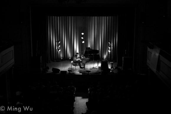 Jean Michel Blais @ Pop Montreal 2016