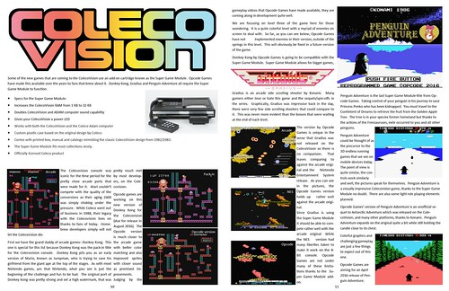 Coleco Quarterly Revision 1