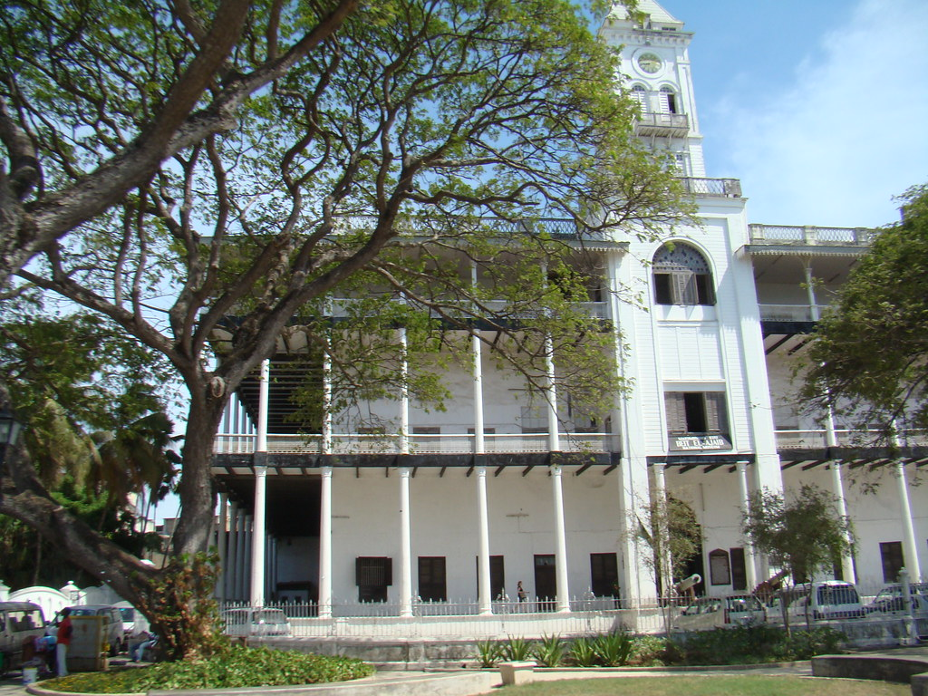 Casa de las Maravillas Stone Town Zanzibar Tanzania 02